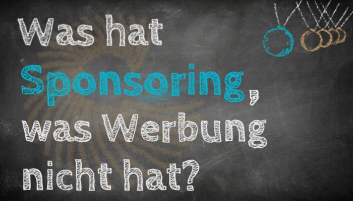 Sponsoring - DenkBar