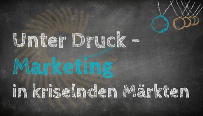Marketing in gesättigten Märkten - DenkBar