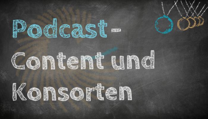"""Blog """"DenkBar"""": Podcast - Content und Konsorten"""